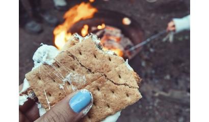 Camper Cooking 001 – S'mores