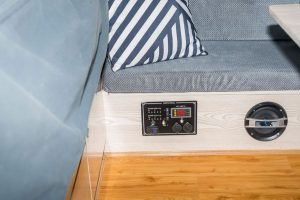 Johanna Lumberjackcamper stereo