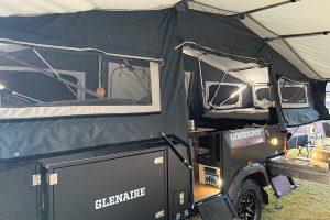 Glenaire Camper Trailer