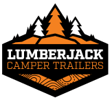 Lumberjack camper trailers Logo