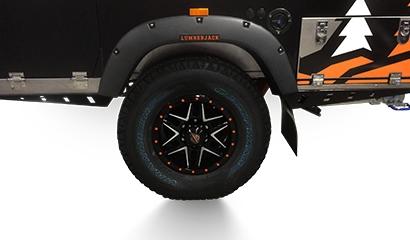 Goodyear Tyre Upgrade