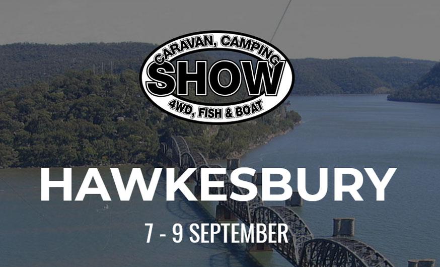 Hawkesbury Caravan, Camping, 4wd, Fish & Boat Show