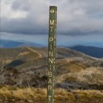 Mt Pinnibar signpost