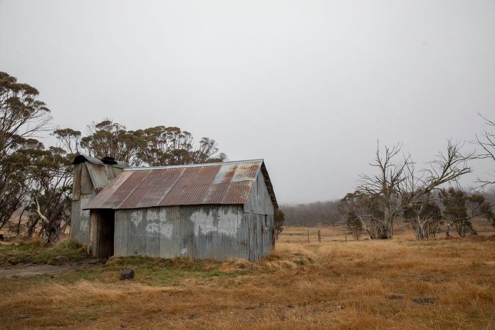 Howitt's Hut