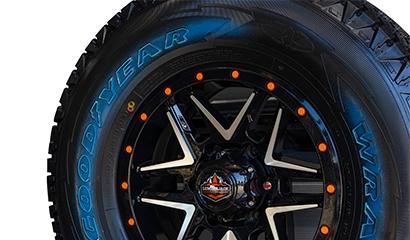 Mud Terrain Tyres Standard