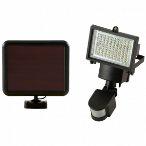 LED Motion Sensor Solar Flood Light 1