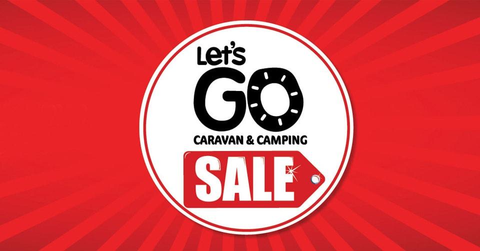 Let's Go Caravan & Camping Sale