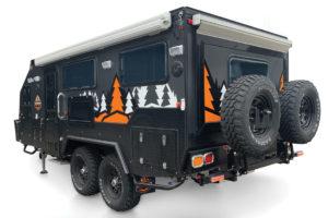 Mt Hotham Hybrid Caravan