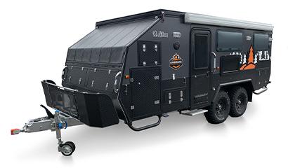 Hybrid Caravan Size