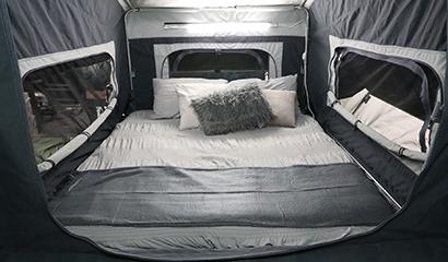 Queen Size Main Bed
