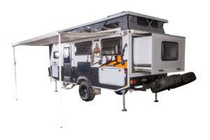 Lumberjack Campers -Mt Buffalo Compact