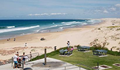 Gateway Lifestyle Birubi Beach Holiday Park- Anna Bay NSW
