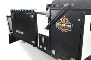 Lumberjack Glenaire Ultra Light Camper Trailer