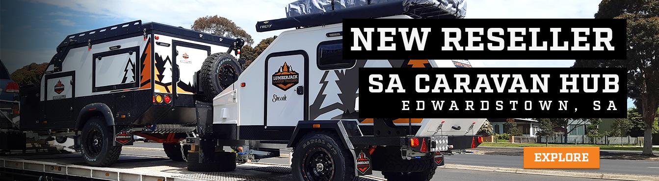 Lumberjack Campers New SA Reseller
