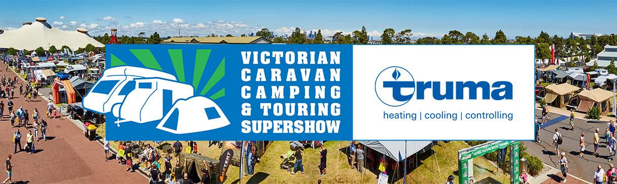 Vic Supershow-Show banner header